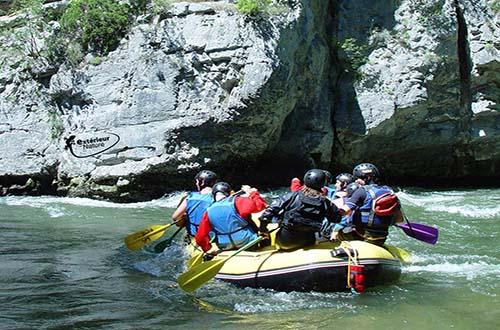 Rafting la descente d couverte de l 39 aude for Exterieur nature marquixanes