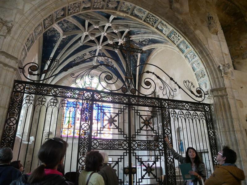 Instants visites - L'abbatiale St Michel