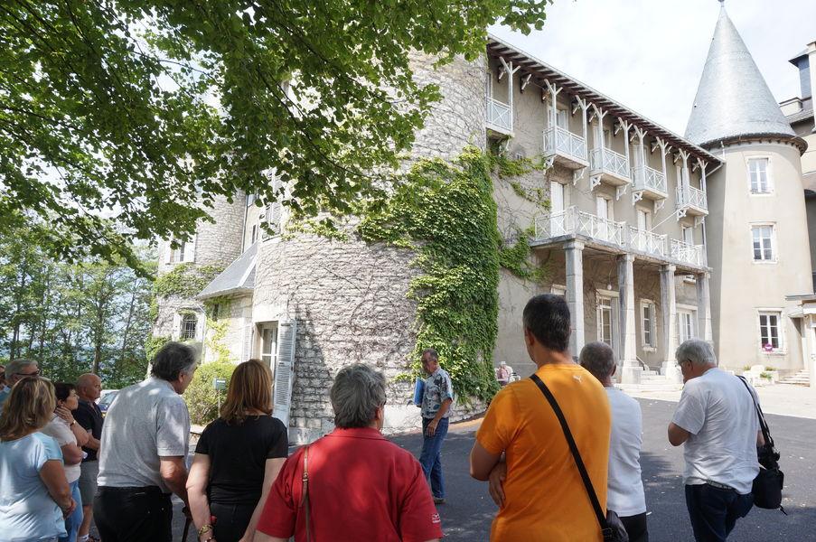 Instants visites - Angeville : un château dans tous ses états !