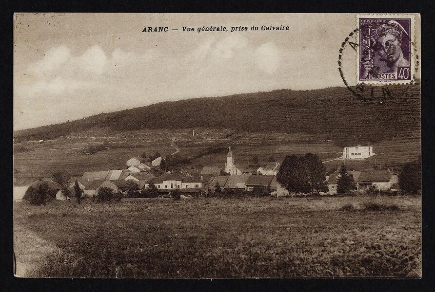 Instants visites - Le village d'Aranc