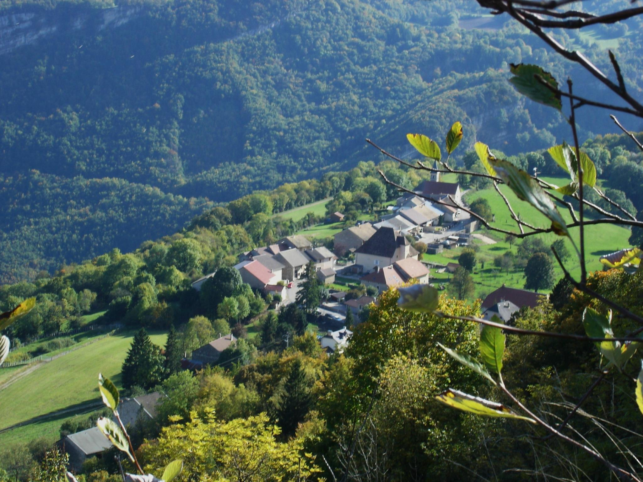 Instants visites - Le village de Lacoux