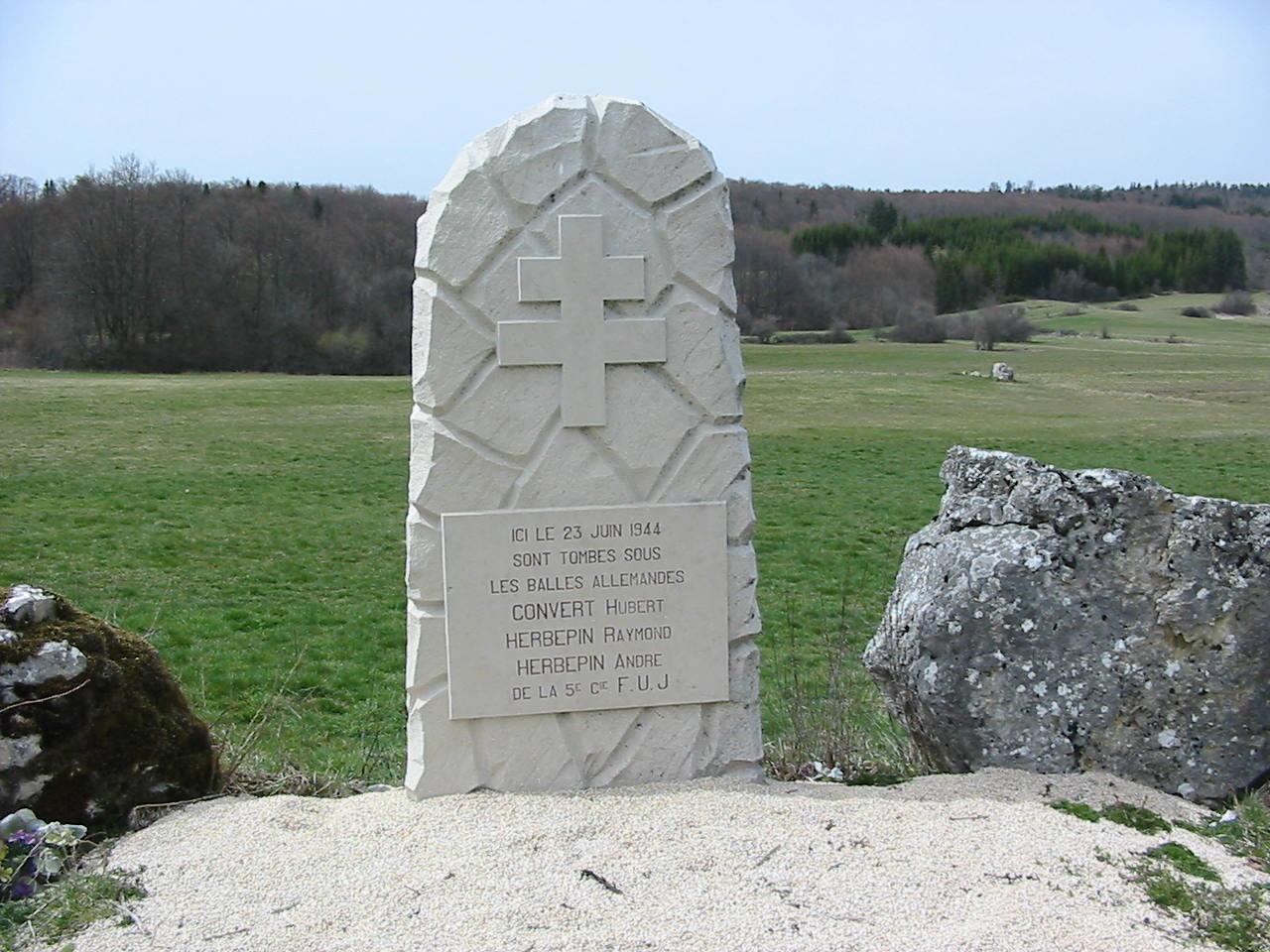 Instants visites - Faits de résistance à Thézillieu
