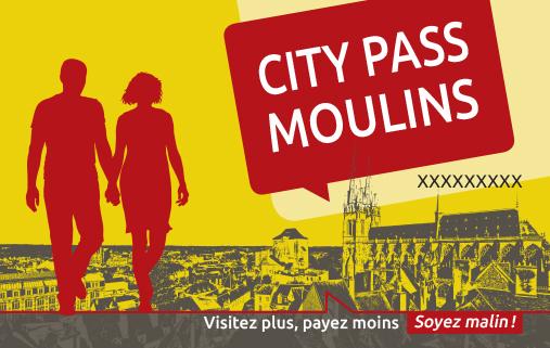 Citypass Moulins