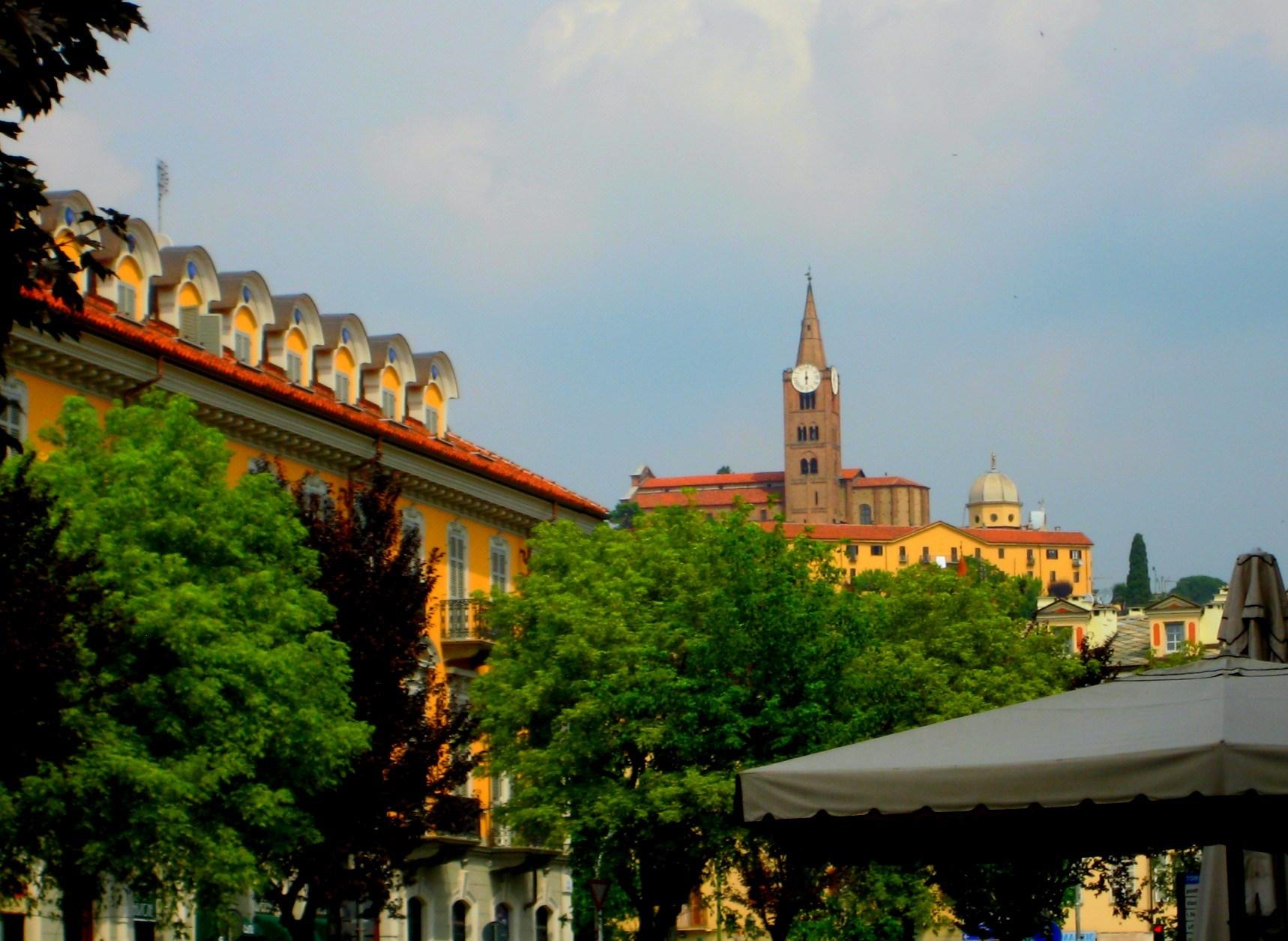 Marché de PINEROLO - Italie
