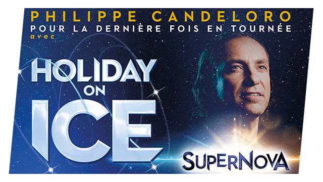 HOLIDAY ON ICE A LYON