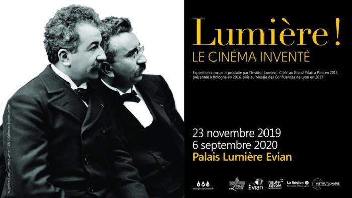 LUMIERE: LE CINEMA INVENTE