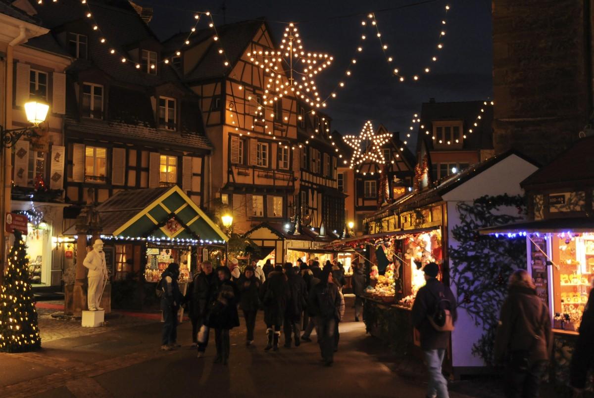 Marchés de Noël de COLMAR & KAYSERSBERG