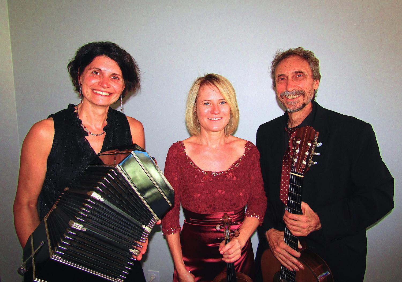 Tango Trio au Foyer Municipal de Bourg-Saint-Andéol