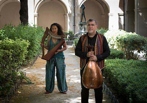 Oud, harpe et chants du monde