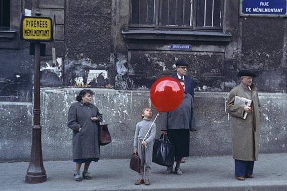 Ciné-concert • Le Ballon Rouge [ROSIÈRES]