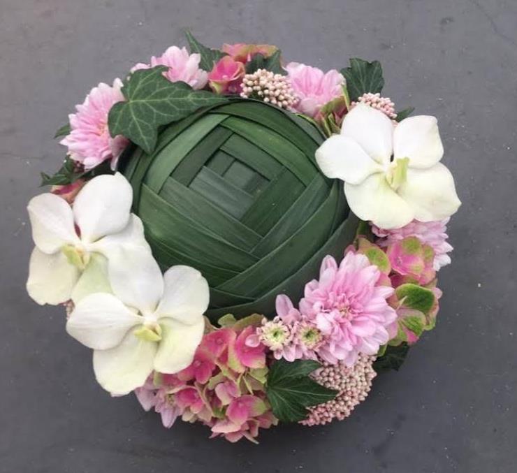 Offrez un cours d'art floral