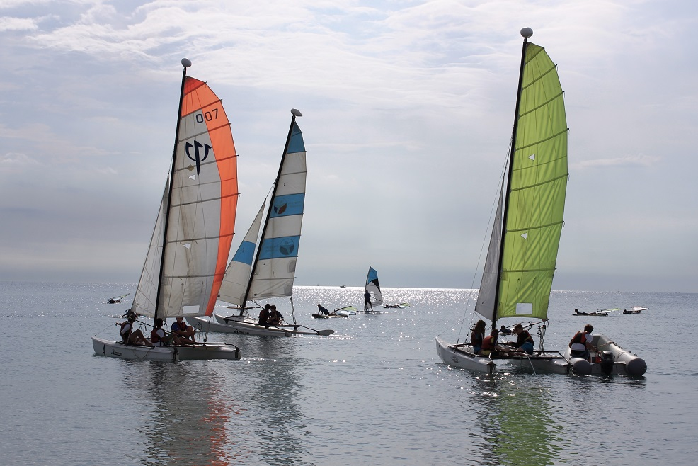 Stage Catamaran Sport - 5 x 1.5h