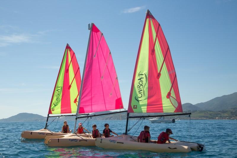 Stage Fun boat - 5 x 1.5h