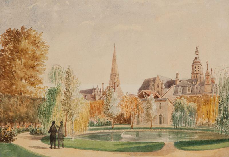 La ville au grand air ! Vendôme, ses jardins et ses monuments...