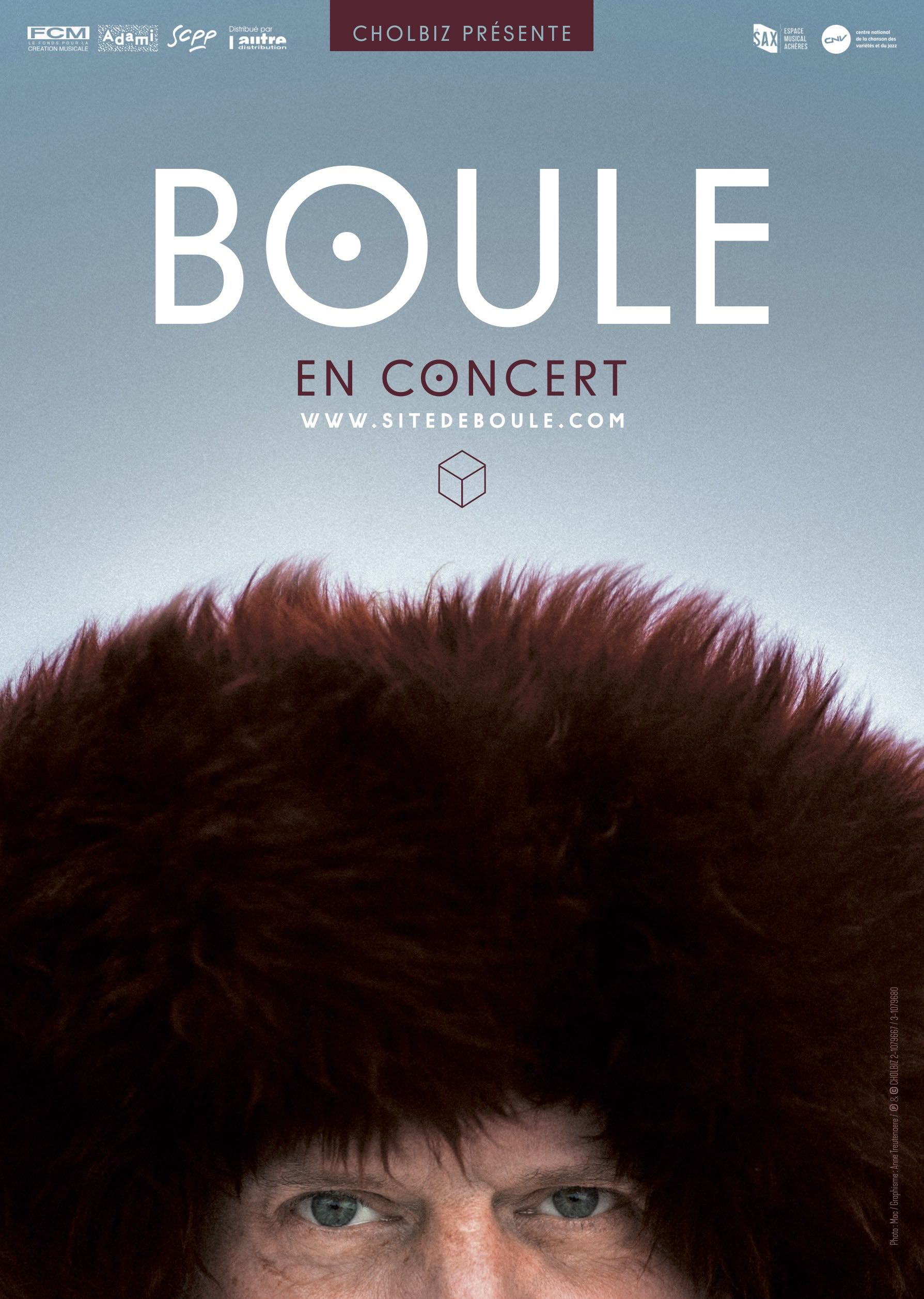 Boule En concert