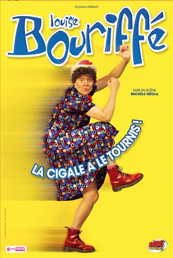 """Louise Bouriffé """"La cigale a le tournis !"""""""