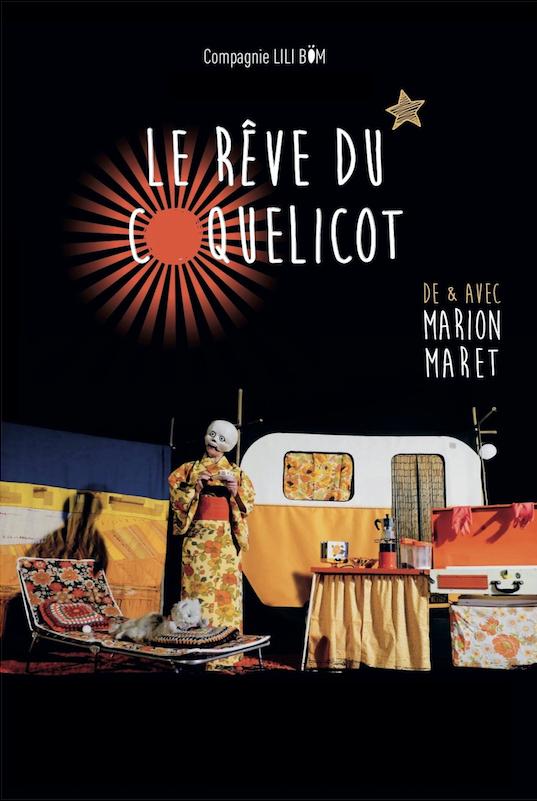 """Cie Lili Böm """"Le rêve du coquelicot"""""""
