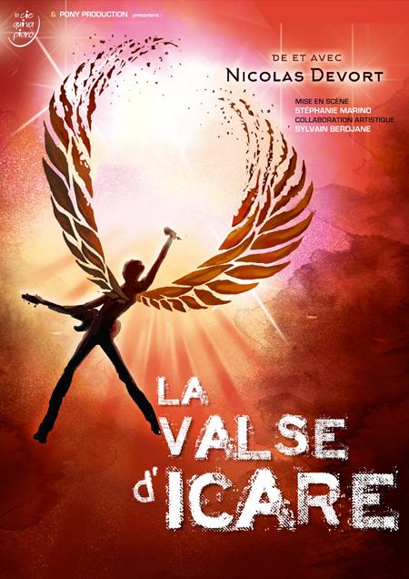 "Nicolas Devort ""La valse d'Icare"""