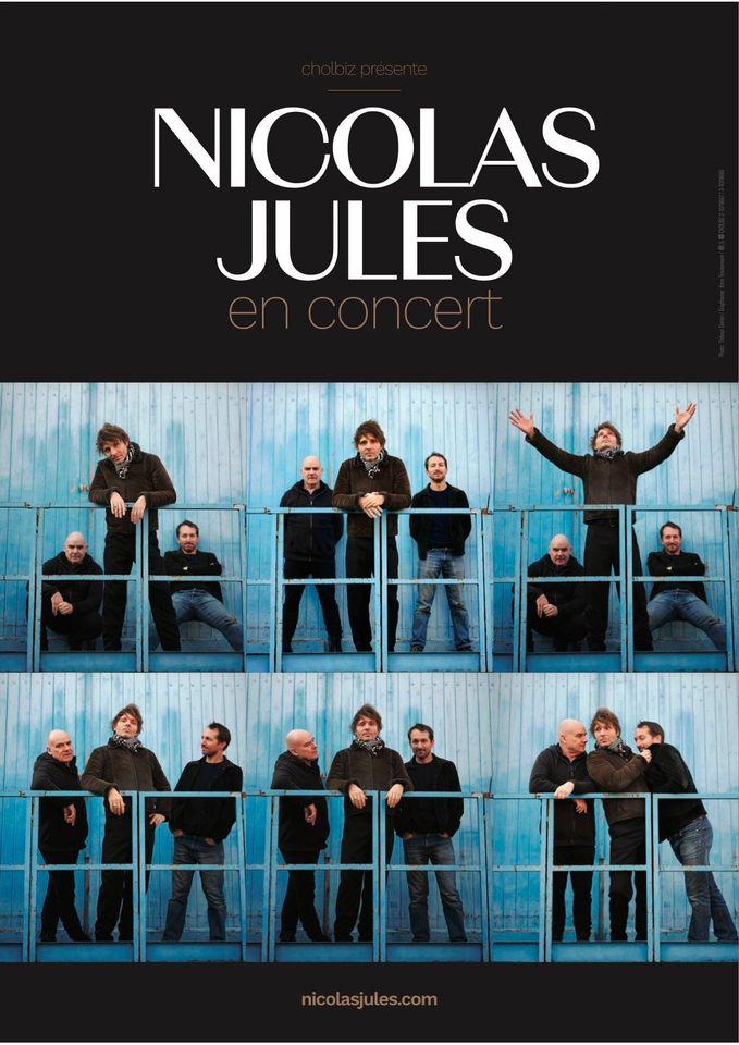 Nicolas Jules en concert