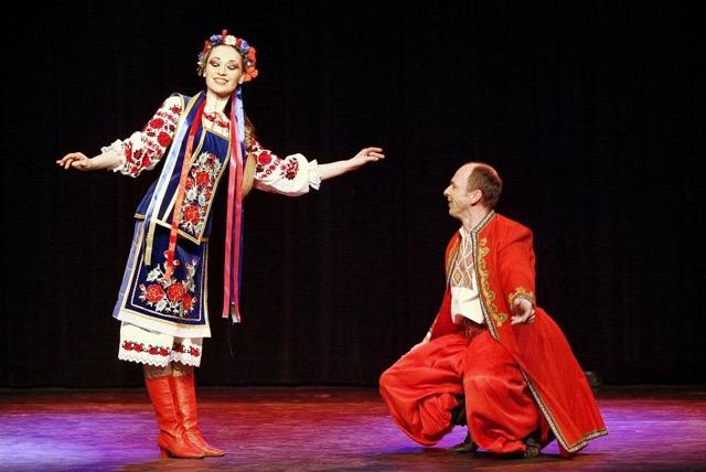 "CABARET RUSSE ""Volga Loire & Ballet Alexandrov"""