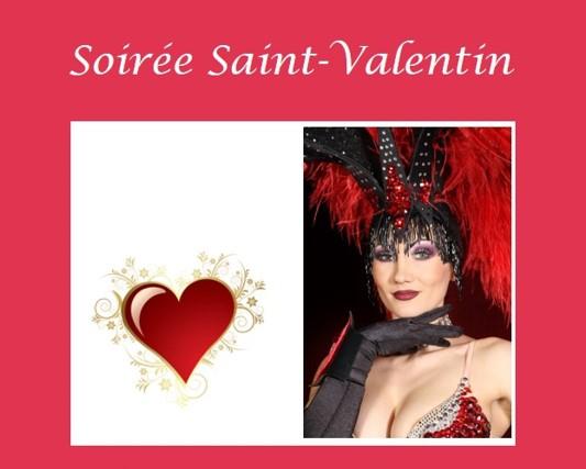 SAINT VALENTIN Revue FANTAISIES