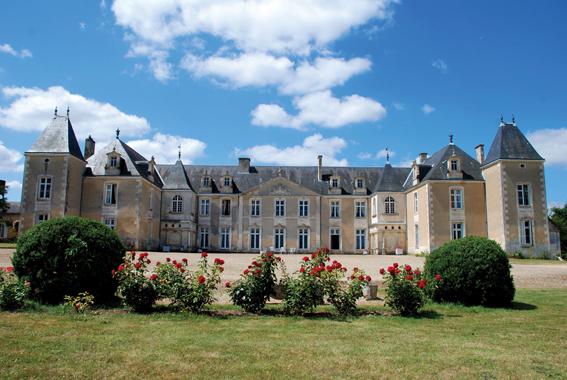 Billet d'entrée au château de Panloy