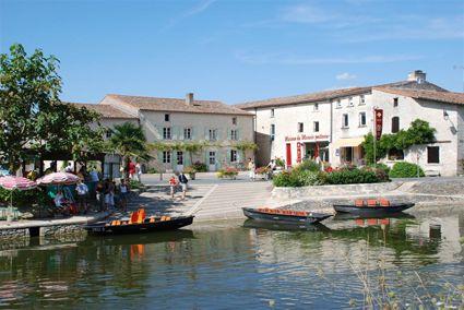 Visite libre de l'Ecomusée Maison du Marais poitevin