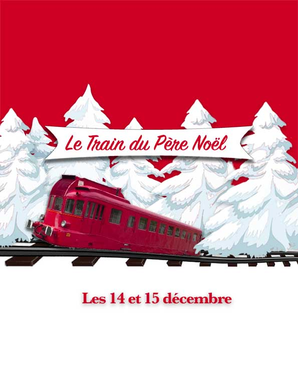 JOURNEES TRAIN DU PERE NOEL