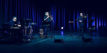 Festival - Trio Ici et d'après - Chaillol