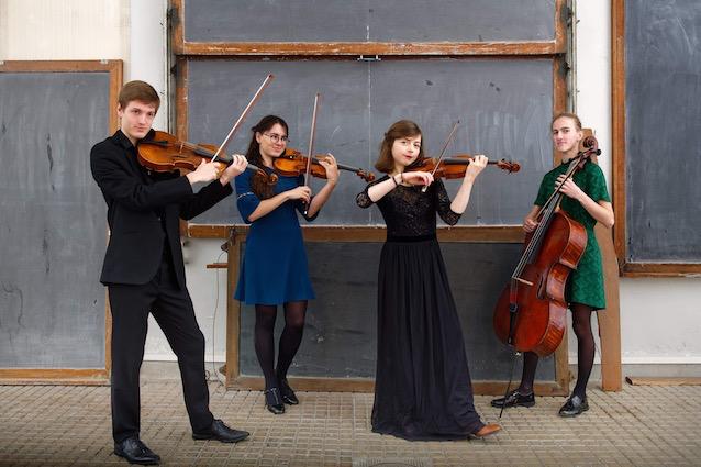 WEM#4 Quatuor Ariane à Tallard
