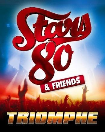 **Concert STARS 80 + transport Marseille