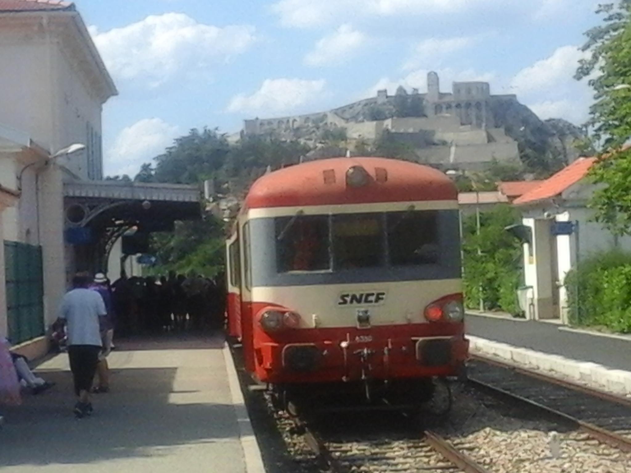 Billet de train Gap Mont Dauphin-Guillestre Aller simple Gap