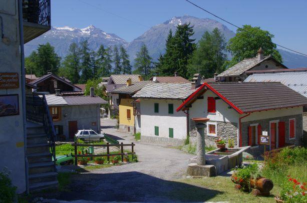Ligne 5  Giaglione (Italie)  - Val Cenis Bramans
