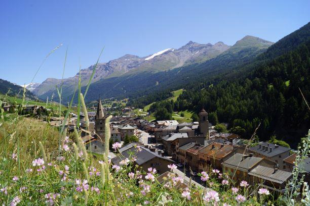 Ligne M11 Val Cenis - Modane via Aussois Val-Cenis Lanslebourg