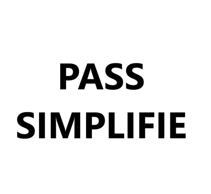 Pass simplifié Festival de Tango 2021