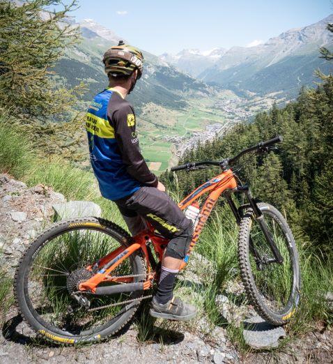 Etape Haute Maurienne Enduro Challenge (2 étapes) HAUTE MAURIENNE VANOISE