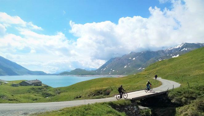Excursion Patrimoine à VTTAE à Val Cenis Val Cenis