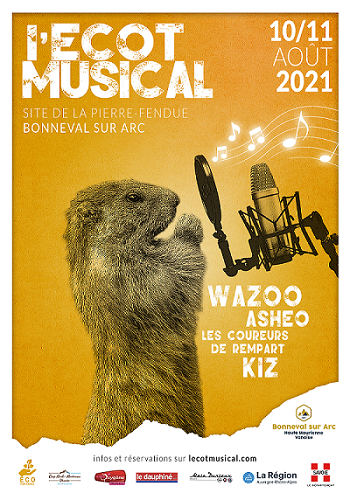Pass L'Ecot Musical Bonneval-sur-Arc