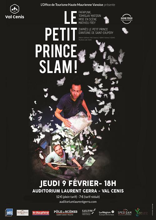 Le Petit Prince Slam! Val Cenis Lanslebourg