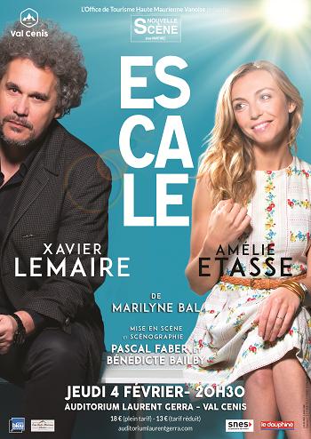 """Comédie """"Escale"""" Val Cenis Lanslebourg"""