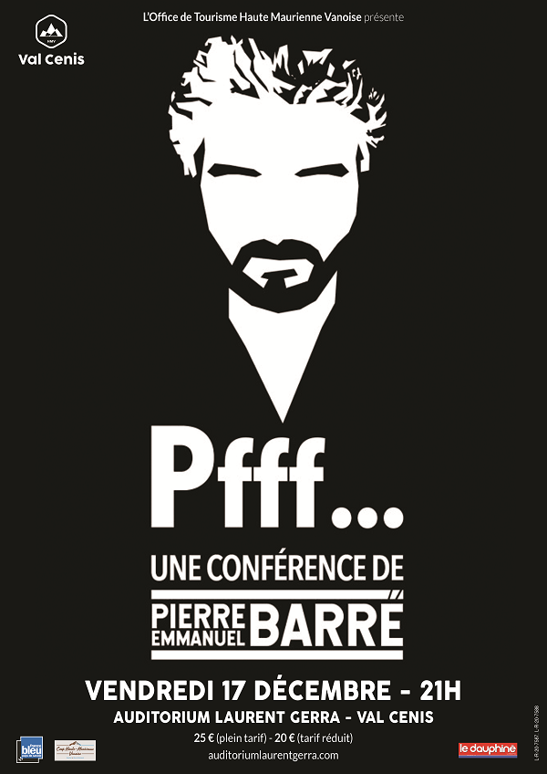 Pierre-Emmanuel Barré Val Cenis Lanslebourg