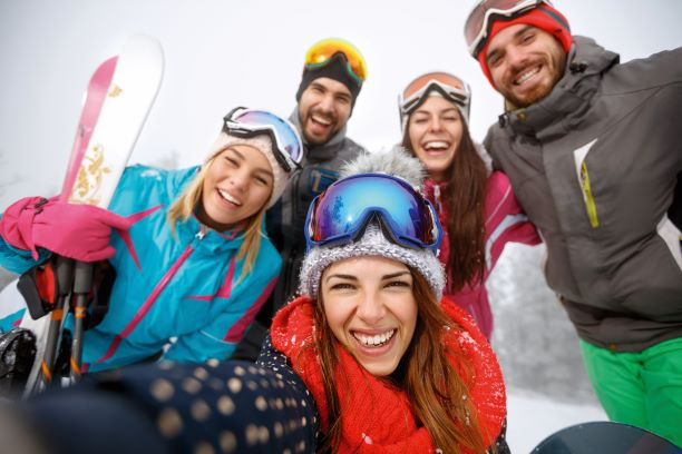 Week-end Premières Neiges 2 nuits - centre de vacances Val Cenis