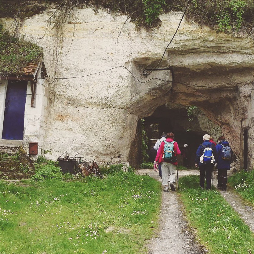 Randonnée à Beaulieu-lès-Loches