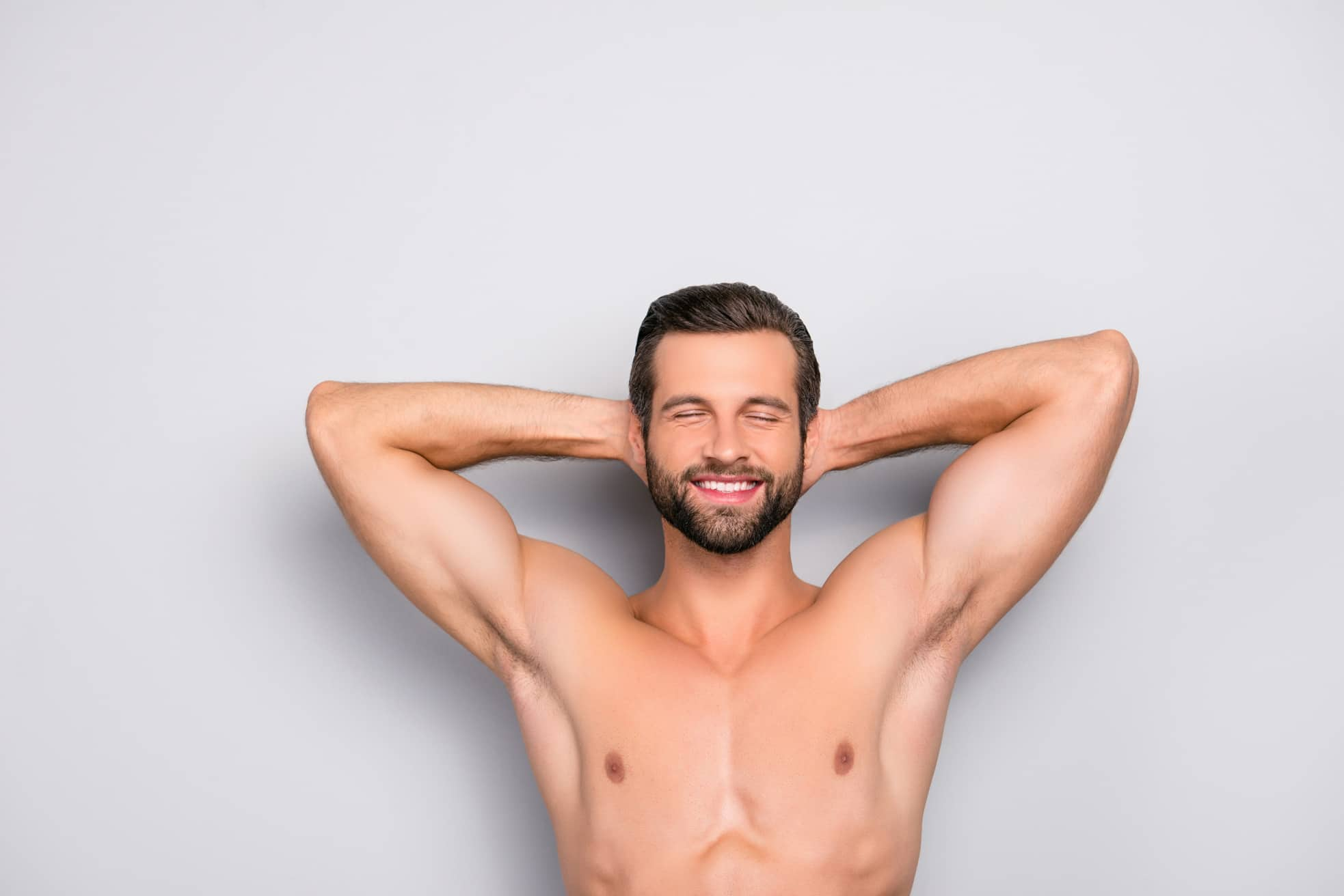 Epilation homme - Epaules ou aisselles