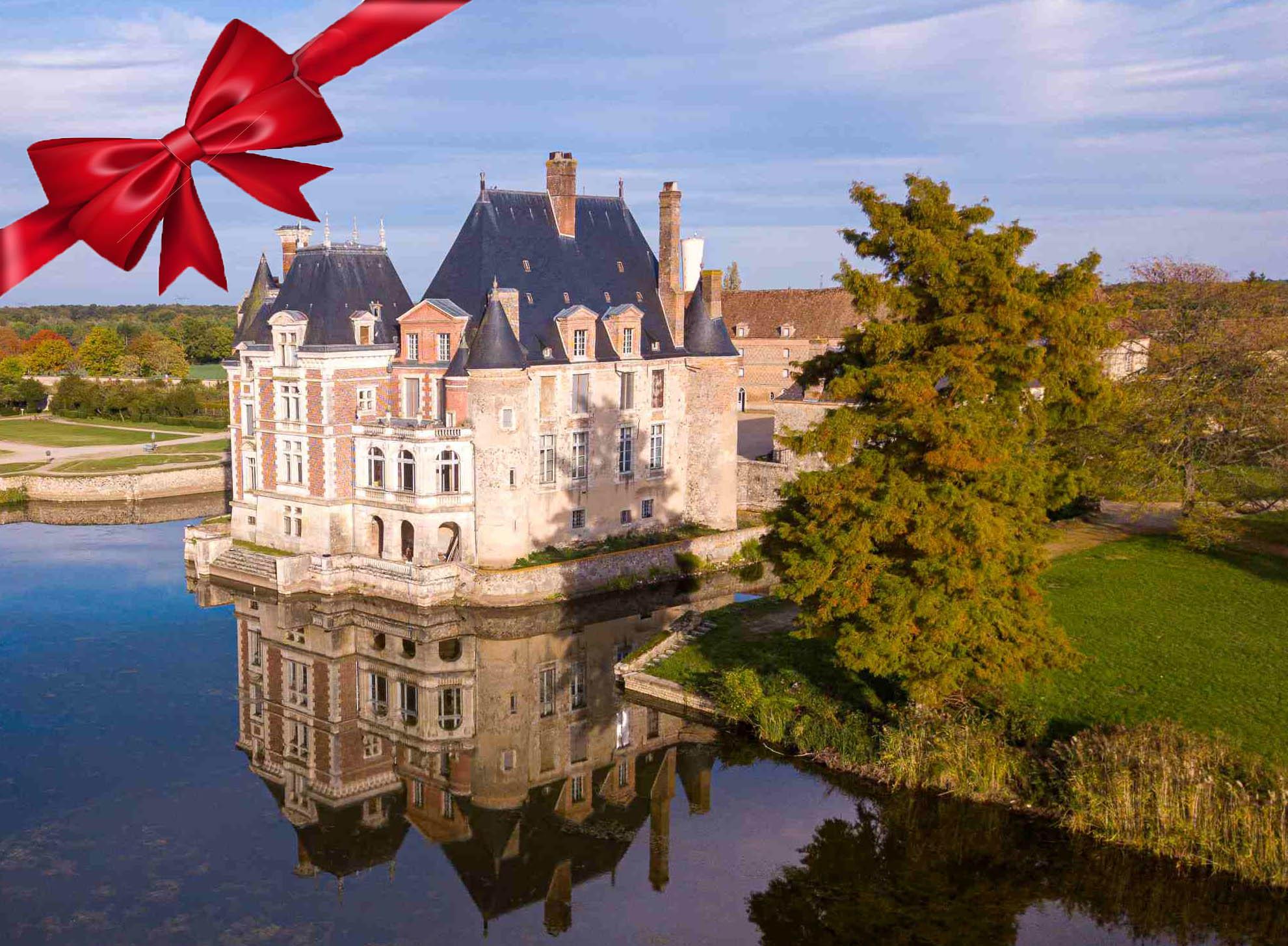 Bon Cadeau - Entrée Château