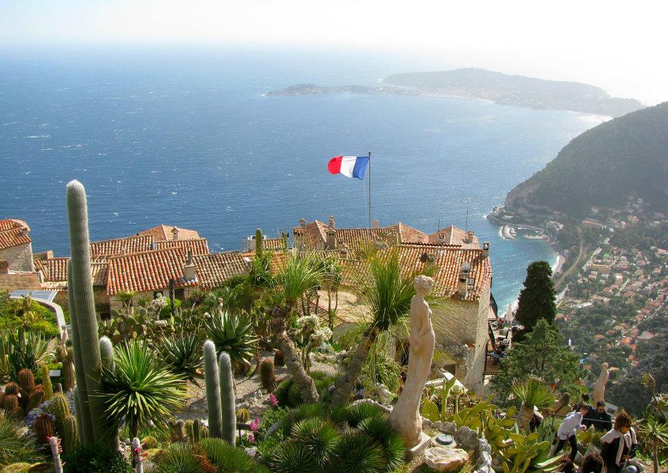 Eze village and Monaco-Monte Carlo
