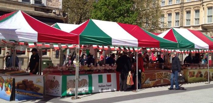 Italian Markets & Menton