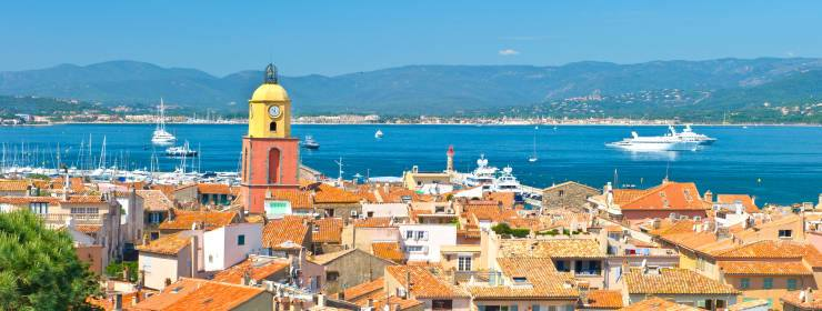Saint Tropez and boat experience