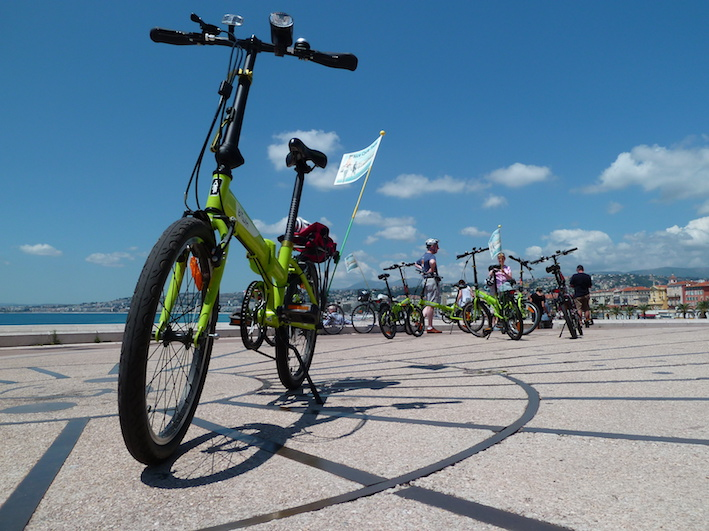 Le Nice Cycle Tour (en Anglais)
