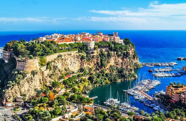 Une journée pour visiter Eze, Monaco et Monte Carlo